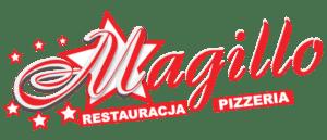 Logo Magillo Pełne Najlepszej Pizzerii w Krakowie